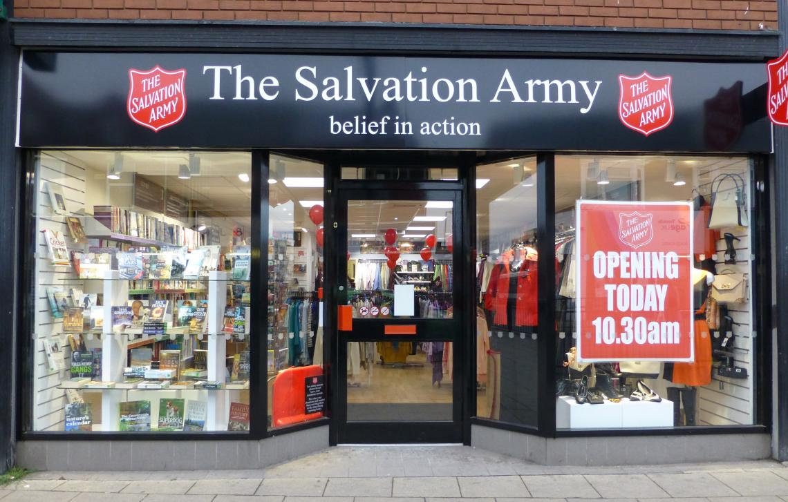 Wath Salvation Army Trading Company - Home | Facebook