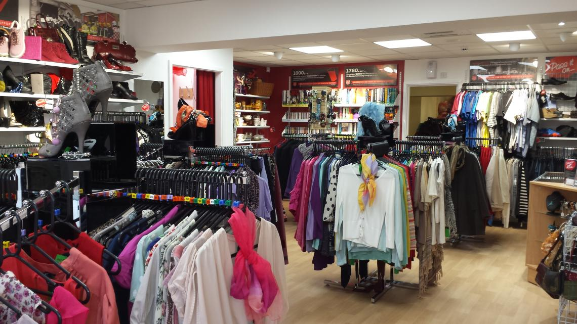 Salvation Army Trading Co - Charity Shops in Irvine, Ayr ...