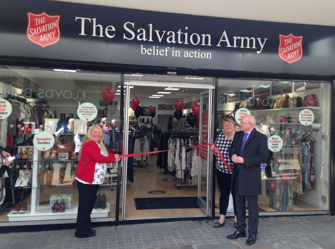 Salvation Army Trading Company | LinkedIn