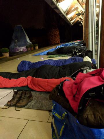 salvation-army-receive-donation-ceo-sleepout