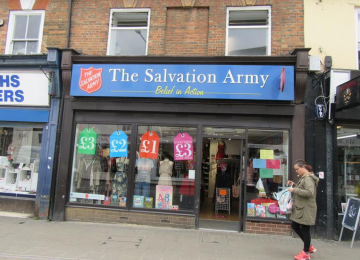Salvation Army Trading Company Limited: CEO and Executives ...