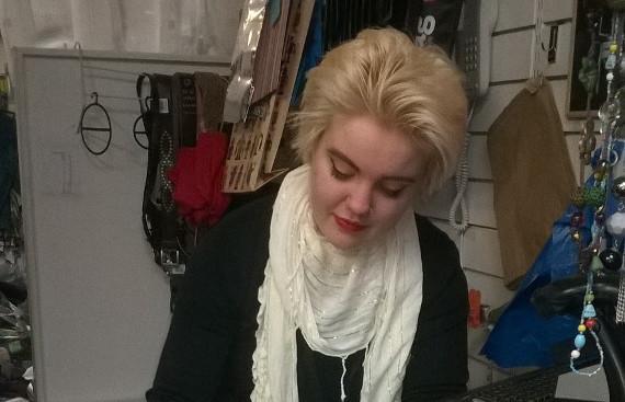 Charlotte began volunteering to tackle a debilitating depression
